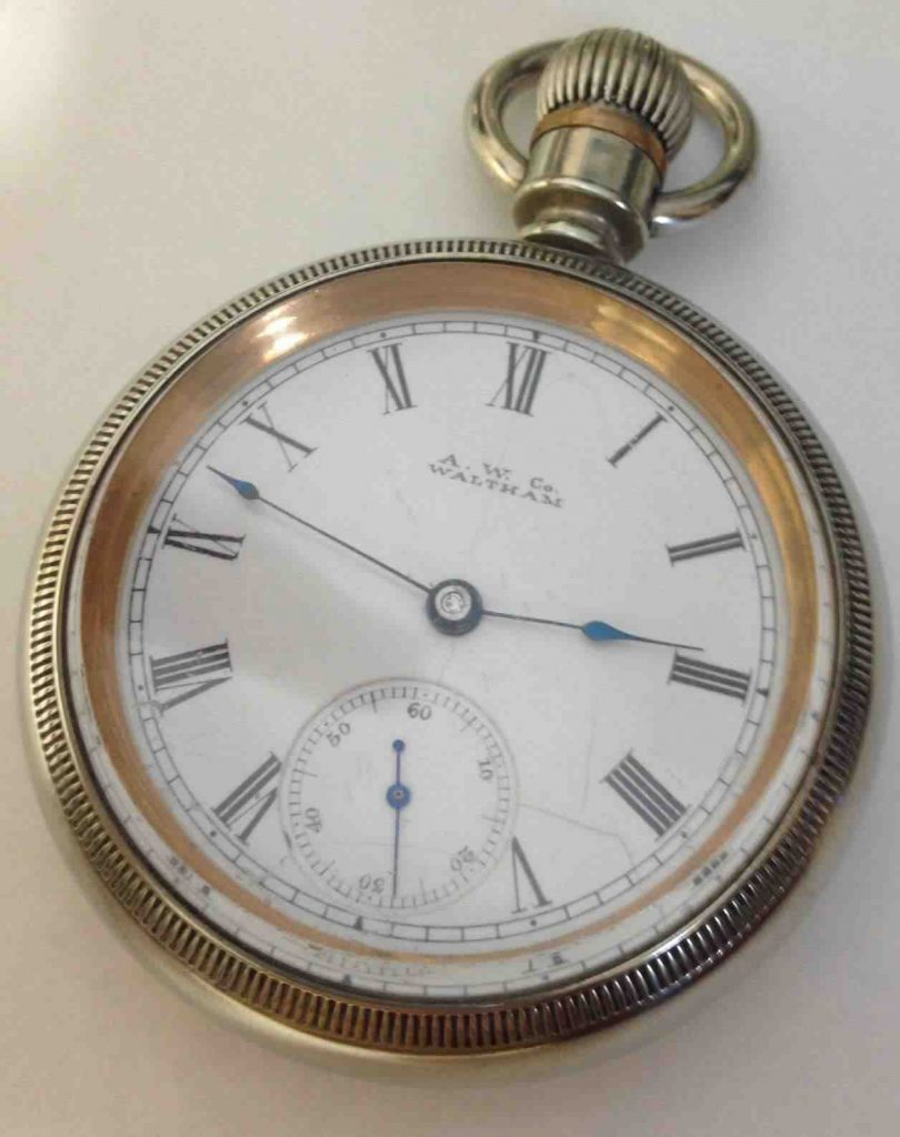 Waltham 18s pocket watch Service & repair