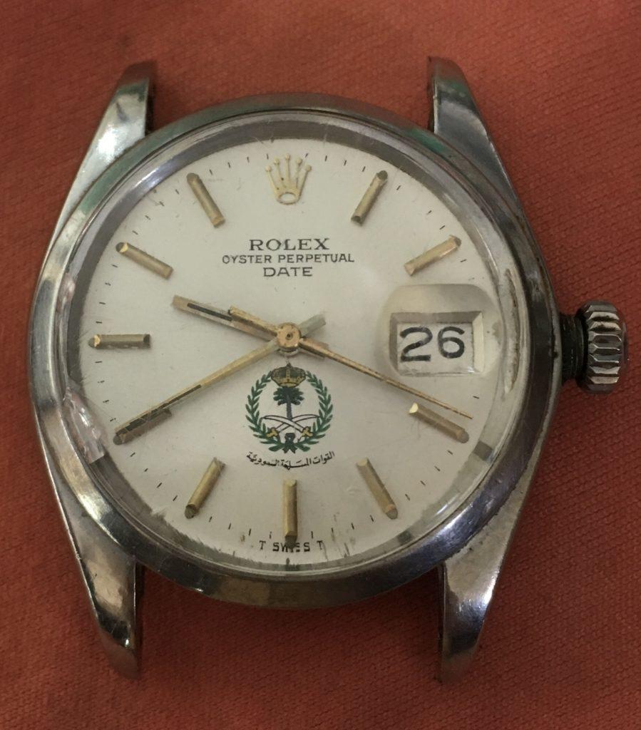 Rolex 1570 Service