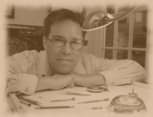Joel Trenalone Watchmaker proprietor timepieceshoppe