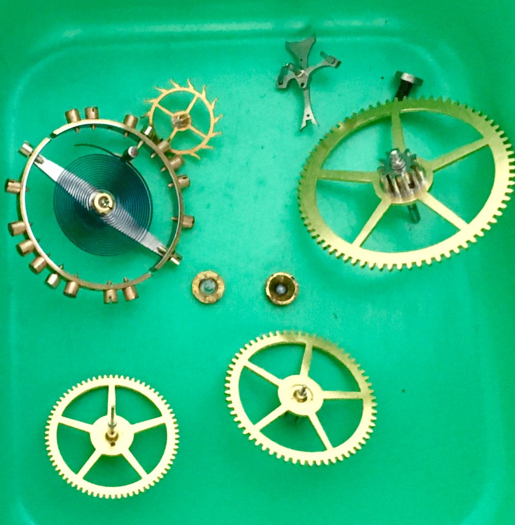 Otay Watch Co 15 Jewel Model