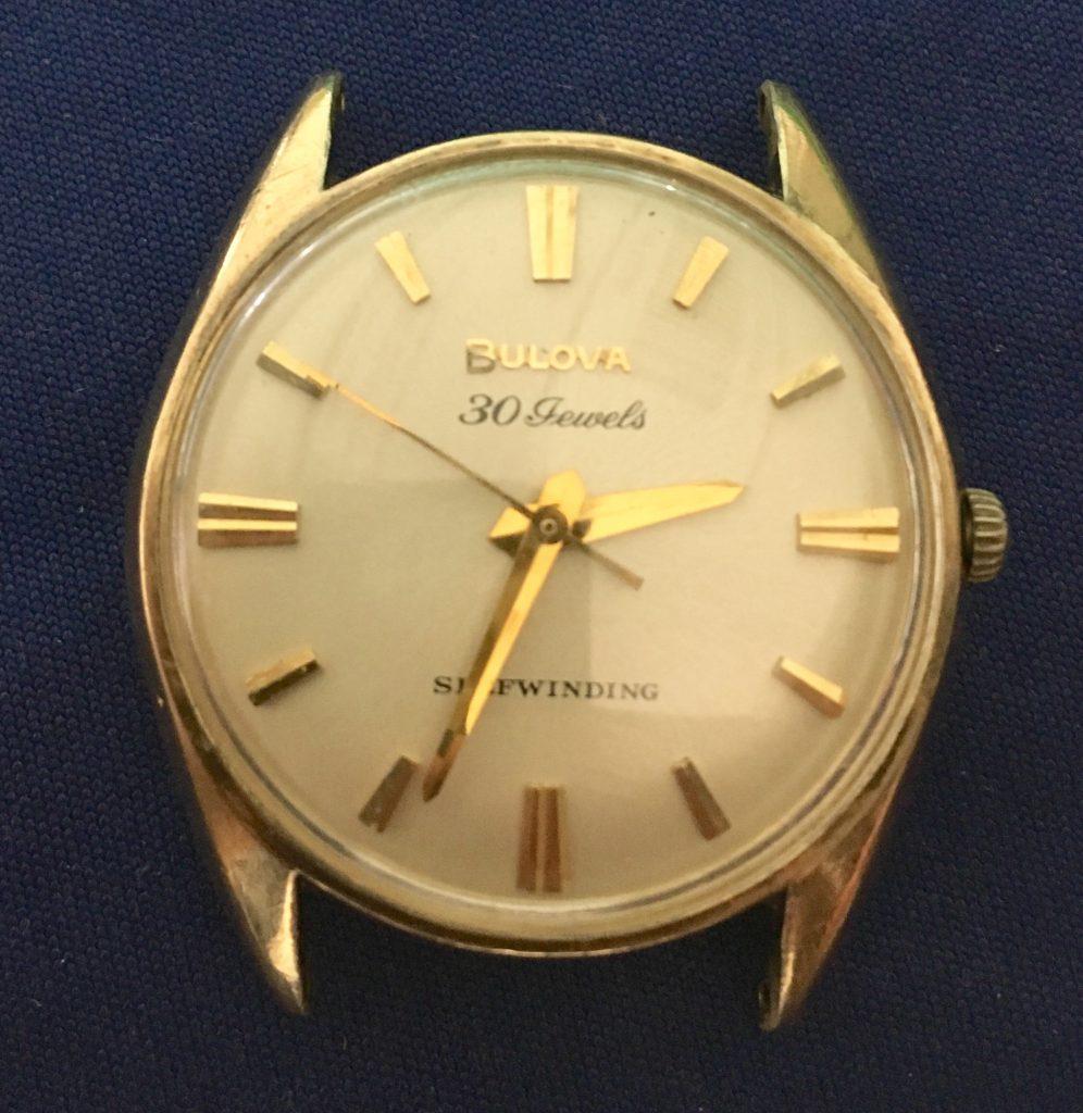 Bulova Gents Wrist Watch 10BZAC