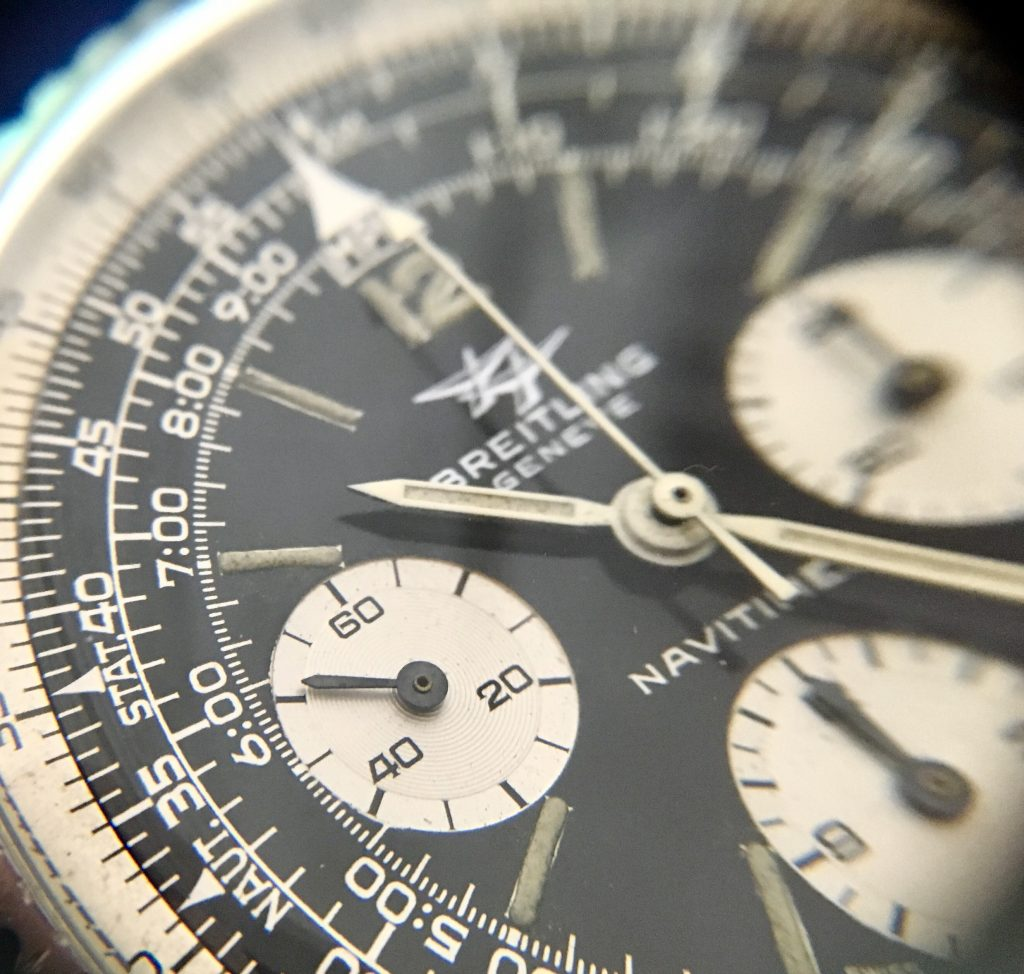 Breitling Chrongraph repair