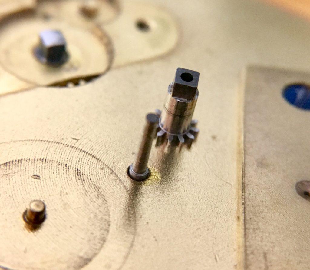 Waltham Model 1857 P.S. Bartlett Keywind/Keyset