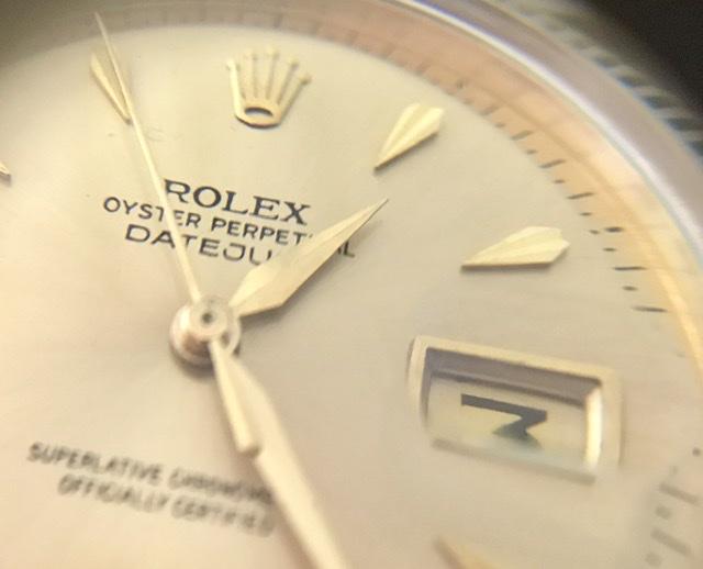 Rolex Oyster Repair