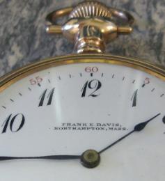 Private label Hamilton watch