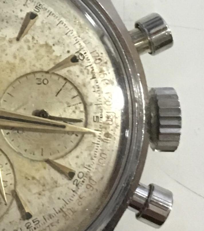 Vintage Omega chronograph