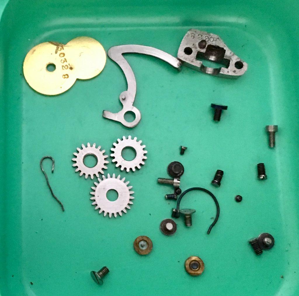 Otay Watch Co 15 Jewel Model