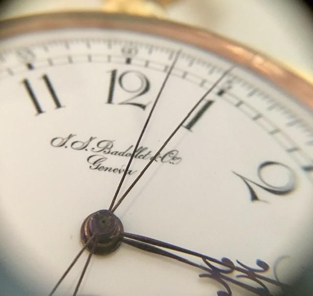 Minute Repeater Repair